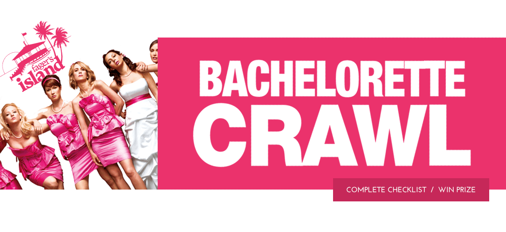 Bachelorette Crawl