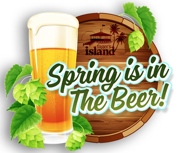 Spring is in the Beer!